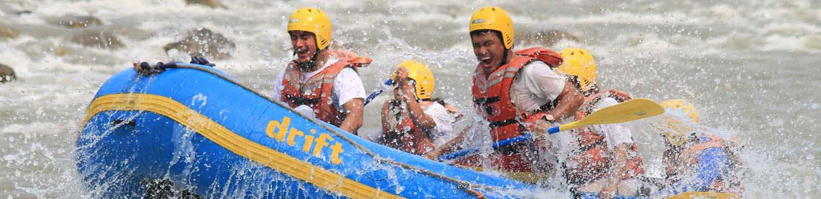 White River Rafting - Trishuli River