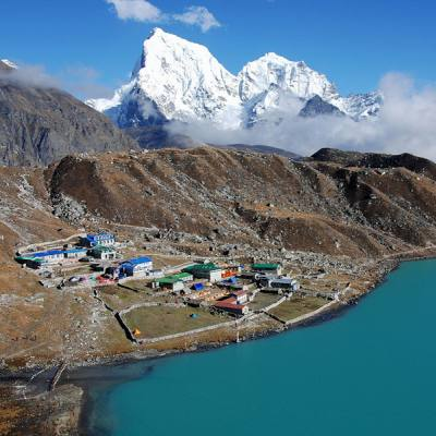 Gokyo Lake plus EBC