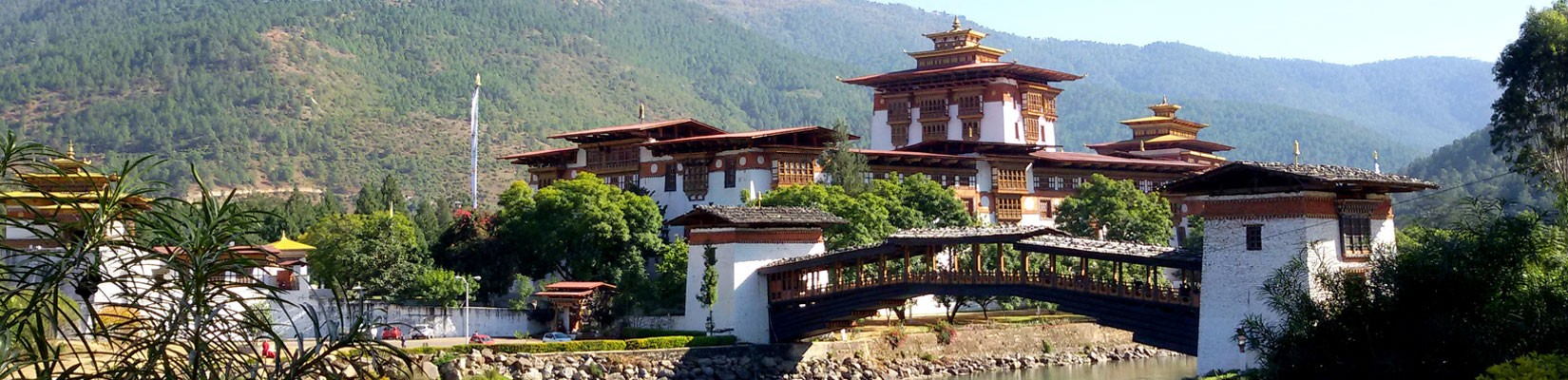 BHUTAN - The Land of Thunder Dragon