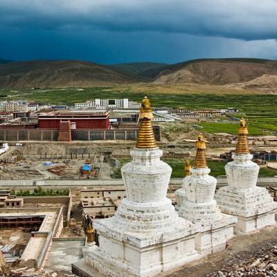 Adventure Overland Tour to Tibet